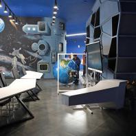 Владикавказский планетарий и школа космонавтики. © Елена Цагараева/ТАСС