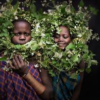Выставка Ольги Мичи «Уязвимые. Африканский дневник» в музее Востока