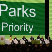 Всемирный конгресс World Urban Parks. Казань. 2019