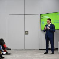 Андрей Чибис принял участие в сессиях конгресса WUP