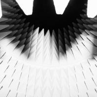 Сергей Касич. Саунд-арт проект «Презервация тишины» (вид изнутри). «ЗИЛАРТ в городе». II Биеннале уличного искусства АРТМОССФЕРА 2016