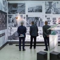 XXVI Международный архитектурный фестиваль «Зодчество'18». Экспозиции МААМ