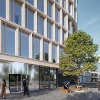 «Многофункциональный комплекс», спроектированный MAD Architects, и «IT-кластер»от бюро «Т+Т Архитектс» получили «Серебряный диплом» «Зодчество'18» в номинации «Многофункциональные градостроительные ансамбли и комплексы»