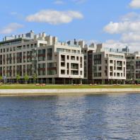 «Жилой комплекс «Стокгольм» Архитектурного бюро «Студия 44» удостоен «Серебряного диплома» «Зодчество'18» в номинации «Многоквартирные жилые здания»