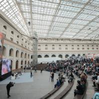 Открытие международного фестиваля «Зодчество 2019». 17.10.2019