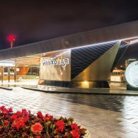 Дизайн Сокольнической линии метро на участке от ст. Саларьево до ст. Столбово