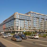 Многофункциональный жилой комплекс. «Архитектурная Мастерская Шендеровича»