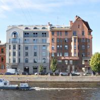 Административное здание в Санкт-Петербурге. Архитектурная мастерская Мамошина