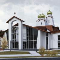 К. Васина. Диплом «за современное креативное решение комплекса с традиционным домовым храмом».