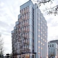 Концепция современного офисного здания. Владислав Климань