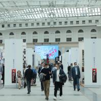 Экспозиция фестиваля «Зодчество», 1 октября 2021 г.
